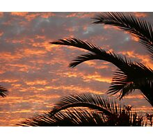 Sunset 1 Photographic Print