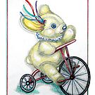 Pooky Trike by Lorna Gerard