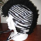 Mohawk Beanie by RoboBarb