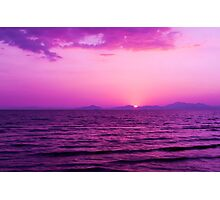 The Pink Dream Photographic Print