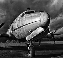 Air Force - B&W by Lea Valley Photographic