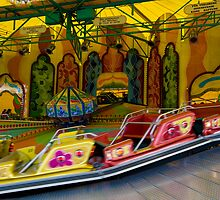 Merry-go-round by Klaus Offermann