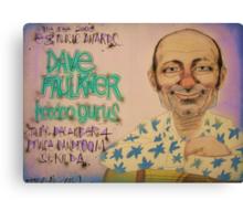 Hoodoo Gurus Canvas Print