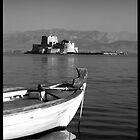 Bourtzi, Nafplion, Greece by duncananderson