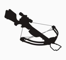 Crossbow Silhouette  Kids Clothes