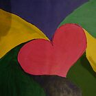 Heart In Paint by lillithtitania