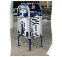 Star Wars R2D2 Mailbox Poster