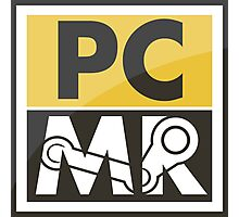PC Master Race - Patch Photographic Print
