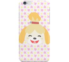 Animal Crossing New Leaf - Animal Crossing Isabelle - Cute Animal Character iPhone Case/Skin