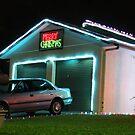 Christmas Lights 2008 by Jason Fewins