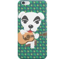 Animal Crossing New Leaf - Animal Crossing KK Slider - KK Slider iPhone Case/Skin