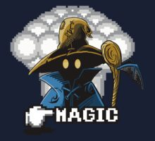 Black Mage by iamdeadfish