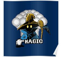 Black Mage Poster