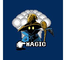 Black Mage Photographic Print