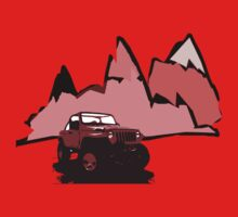Jeeping It!: RED by Rachel Counts