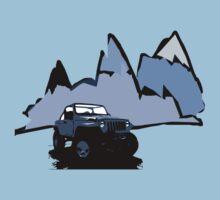 Jeeping It!: BLUE by Rachel Counts