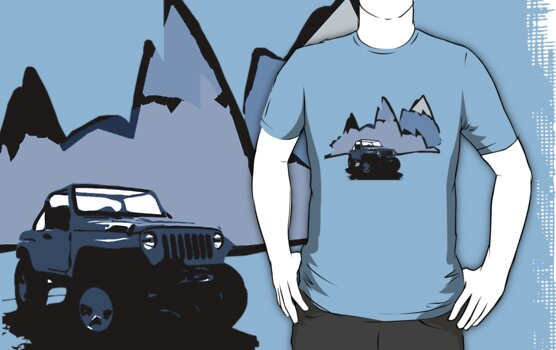 Jeeping It!: BLUE by Rachel Counts