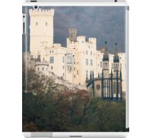 High on the hill iPad Case/Skin