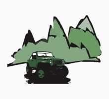 Jeeping It!: GREEN by Rachel Counts