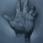 hand by Paul Mellender
