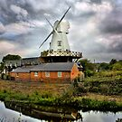 Gibbet Mill, Rye by Amanda White