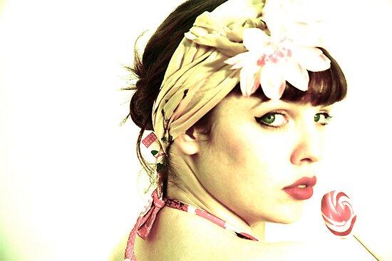 Sim-Lolita by Leila  Koren