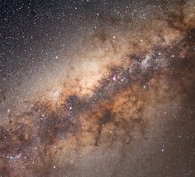 The Milky Way Galaxy by Mike Salway