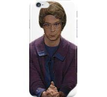Church lady iPhone Case/Skin
