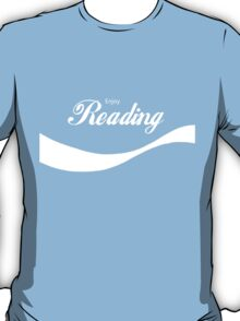 Enjoy Reading T-Shirt