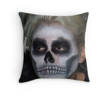 Part 4 in a series on Halloween Throw Pillow