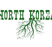 North Korea Roots by surgedesigns