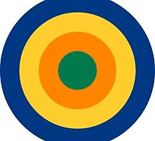 Roundel of the South African Aviation Corps, 1915-1920 by abbeyz71
