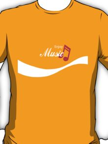 Enjoy Music T-Shirt