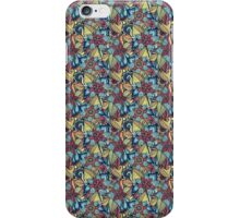 Pattern Flower [BlueSky] iPhone Case/Skin
