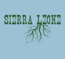 Sierra Leone Roots Kids Clothes