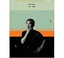 Murakami Photographic Print