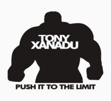 Tony Xanadu - Push it to the Limit by Tony  Xanadu