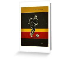 Scholes Greeting Card