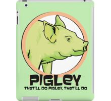 Pigley (also known as Pigley 3) iPad Case/Skin