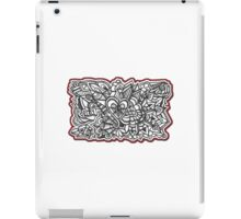 Design 007s1 - by Kit Clock iPad Case/Skin