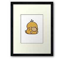 Mini Collection - Psyduck Framed Print