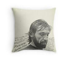 Andrea Pirlo Throw Pillow