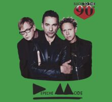 Depeche Mode | I love the 90's Kids Clothes