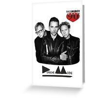Depeche Mode | I love the 90's Greeting Card