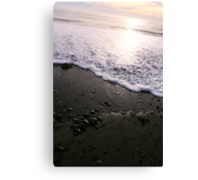 Beach in La Push Canvas Print