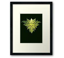 Jack in the green Framed Print