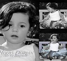 1st Birthday Collage by abfabphoto