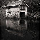 boat house by Colin Powell