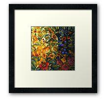 goldfinche Framed Print
