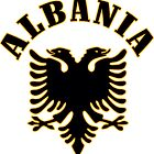 Albania Coat of Arms by ukedward